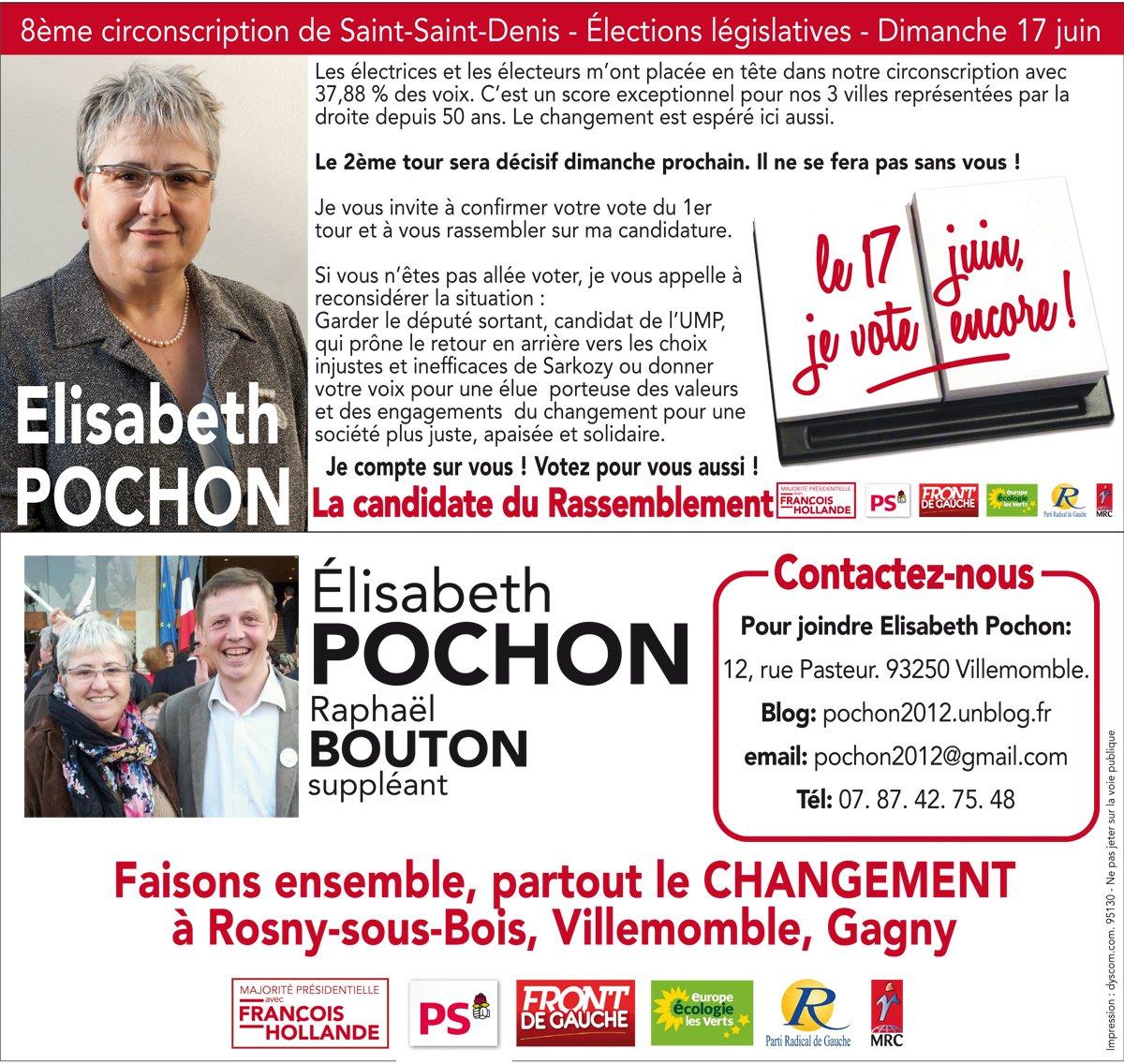 Le 17 juin, je vote Elisabeth Pochon à Rosny sous Bois, Gagny, et Villemomble dans Les candidats tract-horizontal-synthese